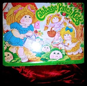 Cabbage patch lunchbox